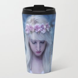 Elven girl Travel Mug