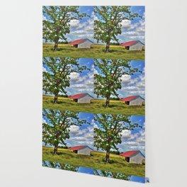 Richmond Farm Wallpaper