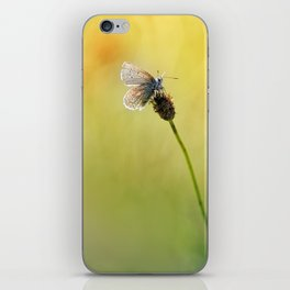 I'd like to sit here with you .... iPhone Skin
