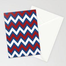 U.S.A CHEVRON Stationery Cards