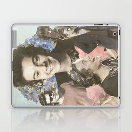 Harry Styles + Flowers Laptop & iPad Skin