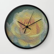promised  a rose garden Wall Clock