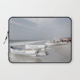 Beach Patrol Brigantine Laptop Sleeve