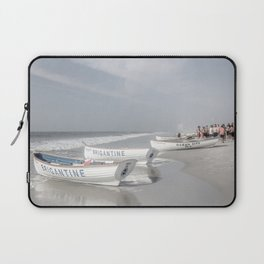 Beach Patrol Brigantine Laptop Sleeve