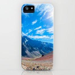 Mendoza, Argentina iPhone Case