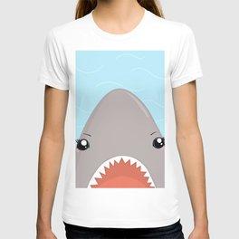 Cute Kawaii Shark T-shirt