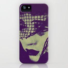 Madame iPhone Case