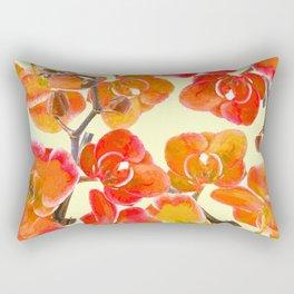 Orchid #society6 Rectangular Pillow