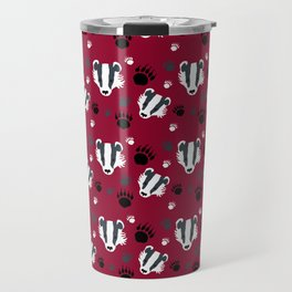 Badgers Travel Mug