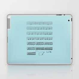 Jaws Laptop & iPad Skin