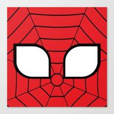 Adorable Spider Canvas Print