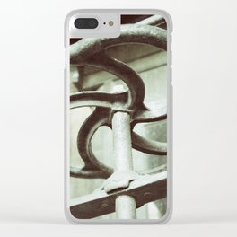 Turnstile Clear iPhone Case