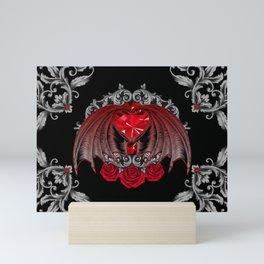 Lovesick For Mina Mini Art Print