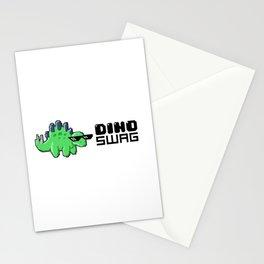 Dino Swag 4 Stationery Cards