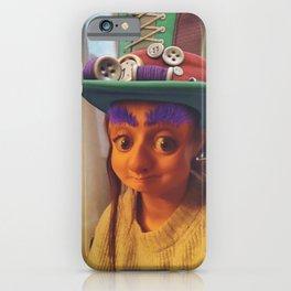 Dollface III iPhone Case