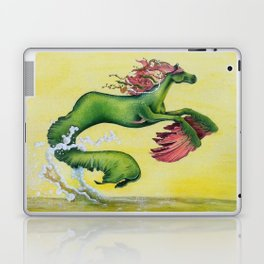 Hippocampus Sea Horse Laptop & iPad Skin