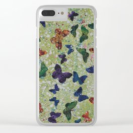 Small Things Clear iPhone Case