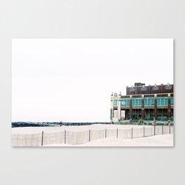 Asbury Park Canvas Print