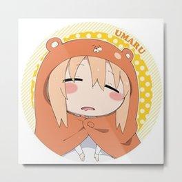 Himouto! Umaru-chan 9 Metal Print