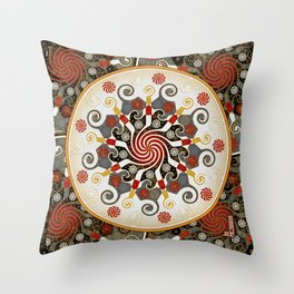 Whimsical Throw Pillow