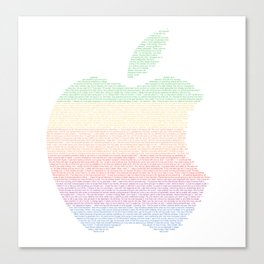 Big Apple Canvas Print
