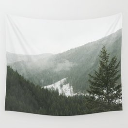 Valley of Trees Wall Tapestry