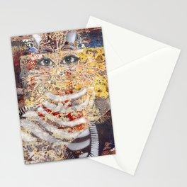 Enchanted Feline Stationery Cards