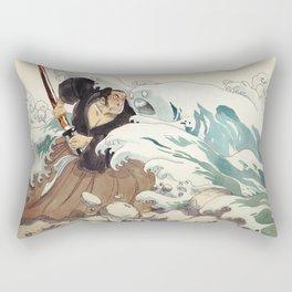 Tsunami Rectangular Pillow
