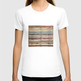 Blue Note Jazz Vinyl Records T-shirt