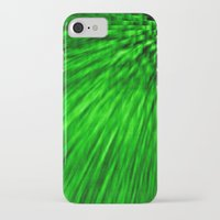 emerald iPhone & iPod Cases featuring Emerald by SimplyChic