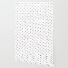 Pin Points Polka Dot Pink Wallpaper