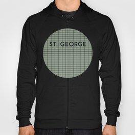 ST. GEORGE | Subway Station Hoody