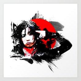 Shiina Ringo Kunstdrucke