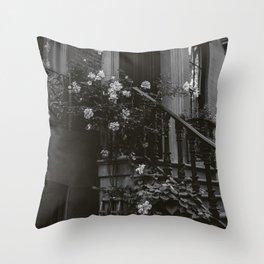 Magical Manhattan Throw Pillow