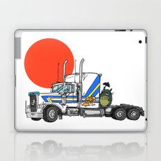 No Trouble in Little Japan Laptop & iPad Skin
