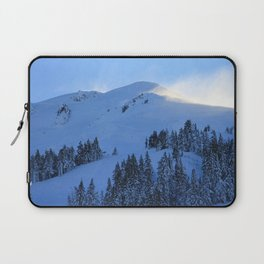 Ghosts In The Snow Laptop Sleeve