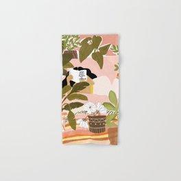 How Many Plants Is Enough Plants? Hand & Bath Towel