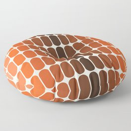 Desert Dusk Capsule Floor Pillow