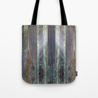 giants Tote Bags featuring Future Giants by Mark Alder