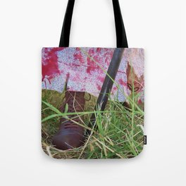 Regency Era Zombie Hunter Tote Bag