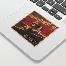 Propaganda Series 6 Sticker