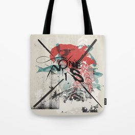 I Remember Nothing Tote Bag