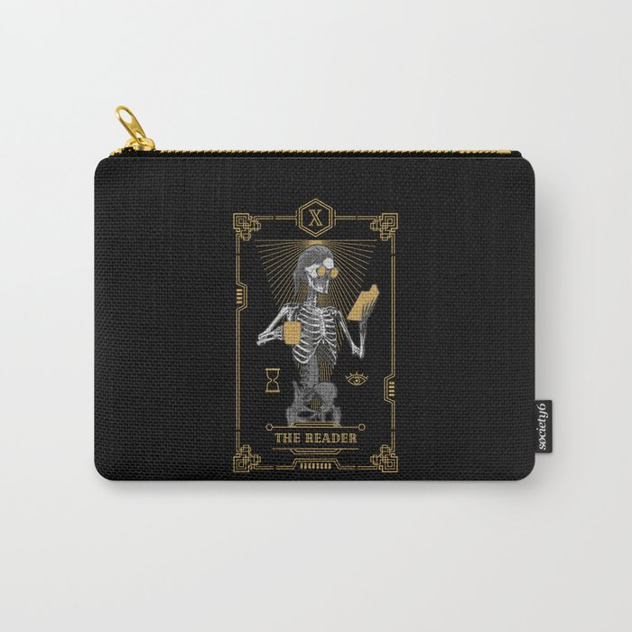 The Reader X Tarot Card Carry-All Pouch