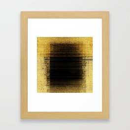 IMPRESSION Framed Art Print