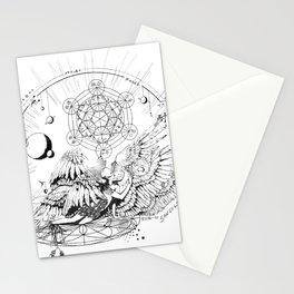 Seraphim Ninefold Ardour Stationery Cards