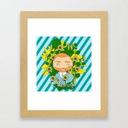 Gogh, Van Gogh Framed Art Print