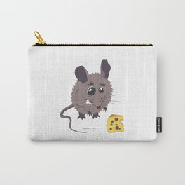 Bettina the Mouse Carry-All Pouch