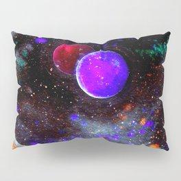 Intense Galaxy Pillow Sham