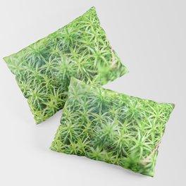 Forest of moss Pillow Sham