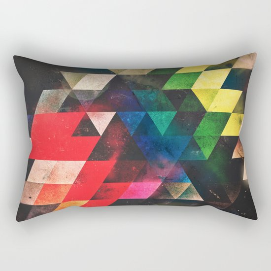 lwwsyng cylyr Rectangular Pillow